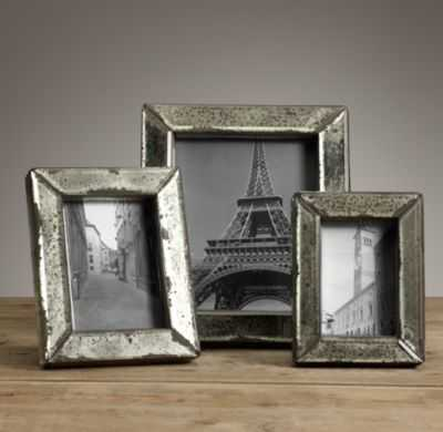 18th C. Venetian Mirror Glass Frame - RH