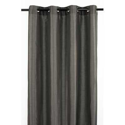 Vegas Faux Silk Curtain Panels - Wayfair