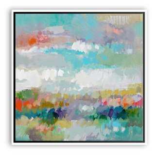 Erin Gregory, Limelight III - 40x40 - Framed - One Kings Lane
