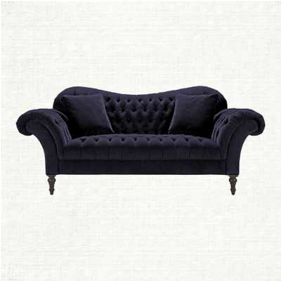 "CLUB 81"" TUFTED UPHOLSTERED SOFA - Arhaus"