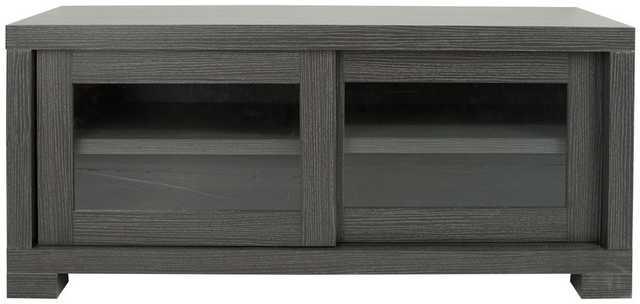 Davis Sliding Door Tv Cabinet - Tressle