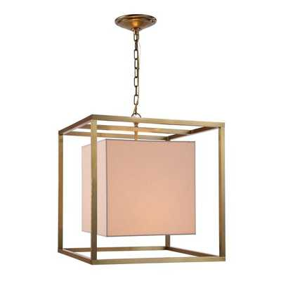 Quincy Collection 1416 Pendant lamp - Overstock