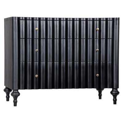Noir Givenchy Sideboard - Candelabra