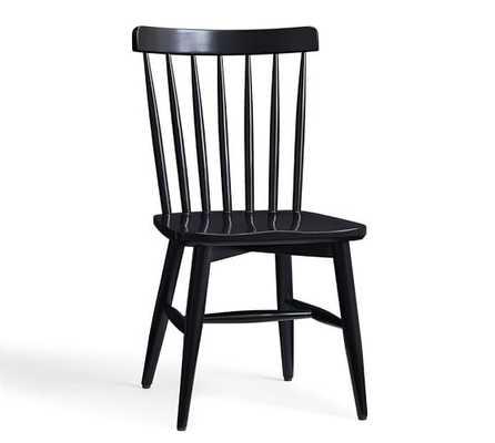Tilden Spindle Back Side Chair - Pottery Barn