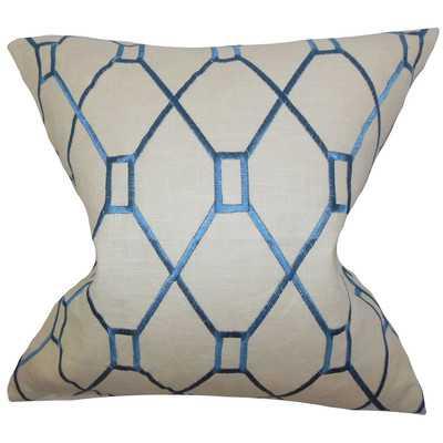 Nevaeh Geometric Throw Pillow Cover - no insert - Wayfair
