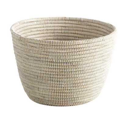 African Handmade Basket- Large - AllModern