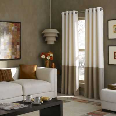 Curtainworks Kendall Lined Curtain- 95'' - zukit.com