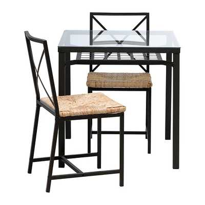 GRANÃ…S Table and 2 chairs - Ikea
