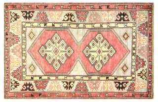 "Anatolian Oushak Rug, 3'4"" x 5'1"" - One Kings Lane"