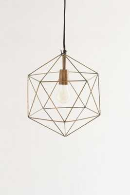Geo Pendant - Urban Outfitters
