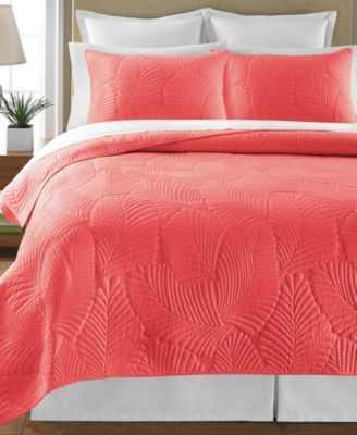 Martha Stewart Collection Atlantic   Quilts - Macys