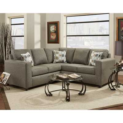 Celine Symmetrical Sectional - Wayfair