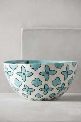 Gloriosa Serving Bowl-Small - Anthropologie