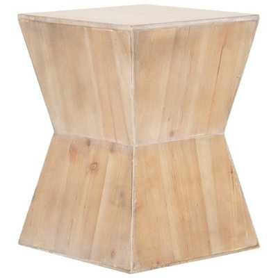 Safavieh Lotem Accent Honey Nature Table - Overstock