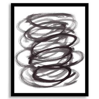 Framed Print - Dance - West Elm