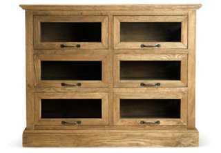 Battier Cabinet - One Kings Lane