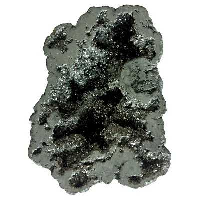 Threshold Gray Crystal Geode Figural - Target