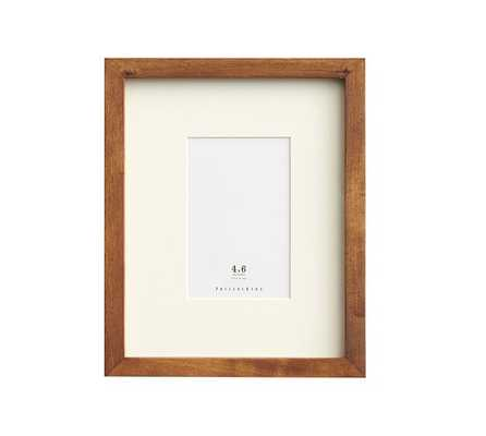 Wood Gallery Single Opening Frame - Pottery Barn