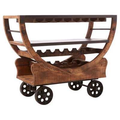 Emerson Serving Cart - jossandmain.com