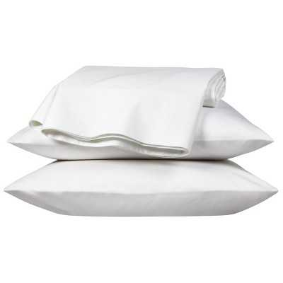 Luxury Egyptian Cotton Fitted Sheet - king - Target