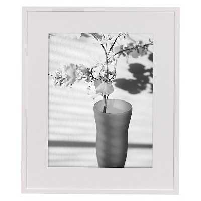 Hampton Contours Frame - White 11x14 - Target