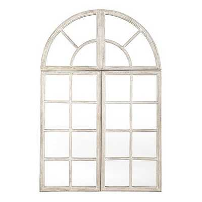 Grand Chateau 3 Piece Set Window Mirror - Ballard Designs