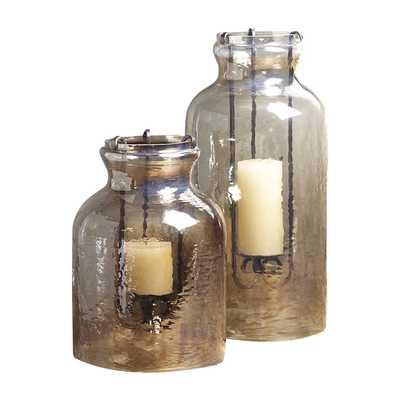 Floating Candle Lantern - Large - Birch Lane