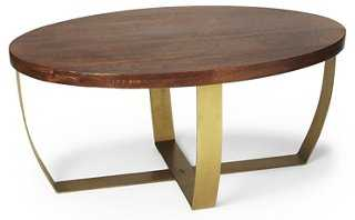 Valentyn Coffee Table - One Kings Lane