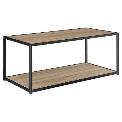 Coffee Table - Brown - Target