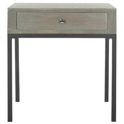 Adena End Table - Ash Grey - AllModern