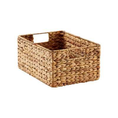 Water Hyacinth Bin  - Small - containerstore.com