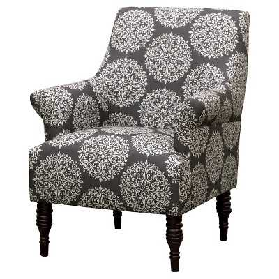 Candace Arm Chair - Gabrielle Charcoal - Target