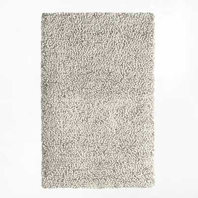 Bello Shag Wool Rug - West Elm