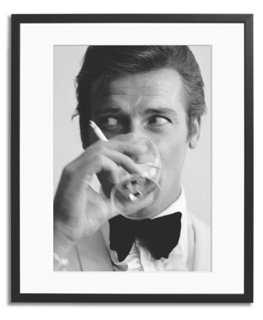 "Shaken Not Stirred - 20"" x 24"" - Framed - One Kings Lane"