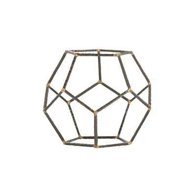 Harmon Sculpture - Domino