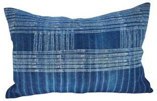 Batik Tribal Pillow - One Kings Lane
