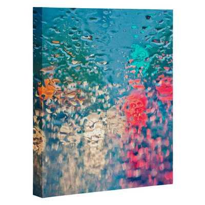 Rain Impression Photographic Print - 10x8, Unframed - AllModern