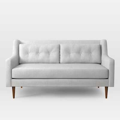 Crosby Loveseat - West Elm