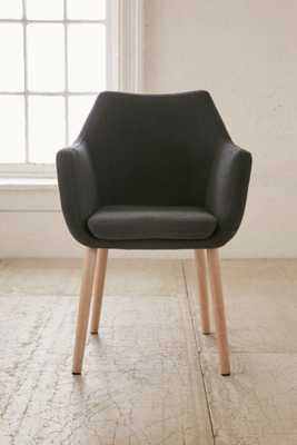 Nora Saddle Chair-Grey - Urban Outfitters