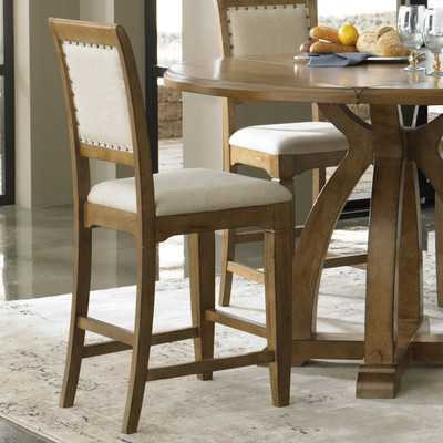 """Town and Country 24"""" Bar Stool with Cushionby Liberty Furniture - Wayfair"""