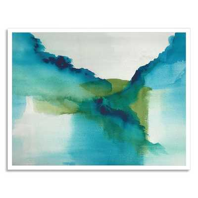 "Enchant - 36"" x 28"" - Framed - West Elm"