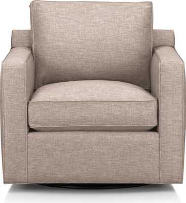 Davis Swivel Chair - Crate and Barrel