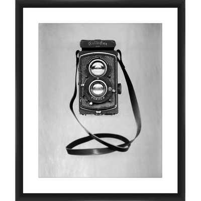 "Vintage Photography I Giclee Print Framed Photographic Print-24""x20"" - AllModern"