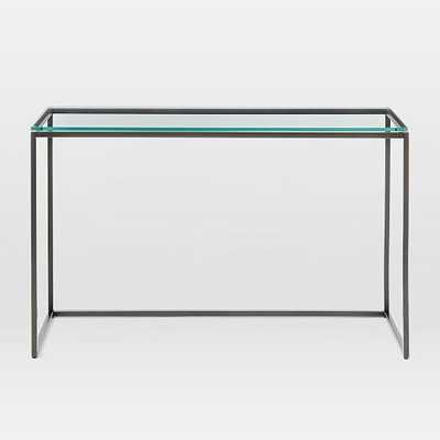 Box Frame Console - West Elm