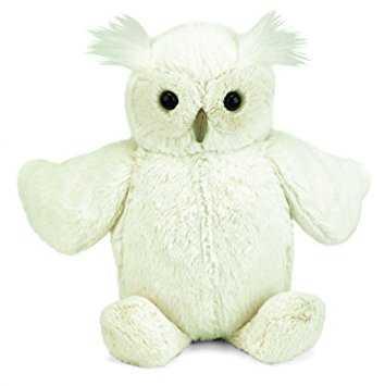 Jellycat Woodland Babe Cream Owl - diapers.com