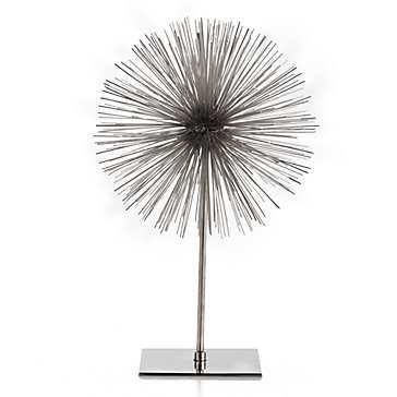 "Scoppio Sphere On A Stand - 14""H - Z Gallerie"