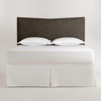 Linen Hart Upholstered Headboard - World Market/Cost Plus
