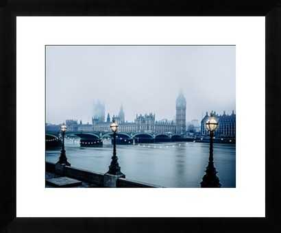 House of Parliament in foggy weather - Photos.com by Getty Images
