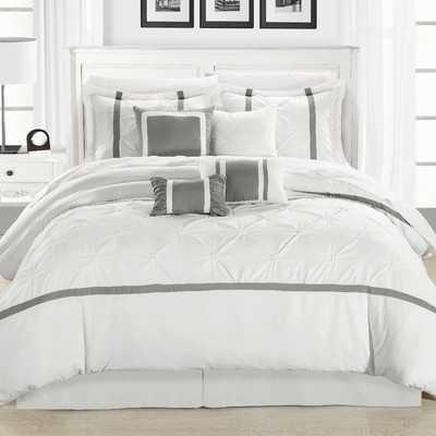 Vermont 8 Piece Comforter Set_queen - Wayfair