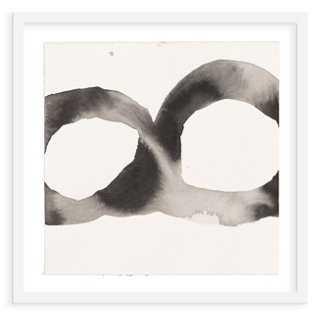 Jen Garrido, Black & White Loop II - One Kings Lane
